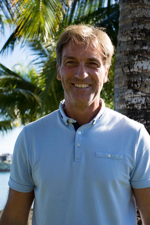 Gilles Lafitte - Rugby Tahiti