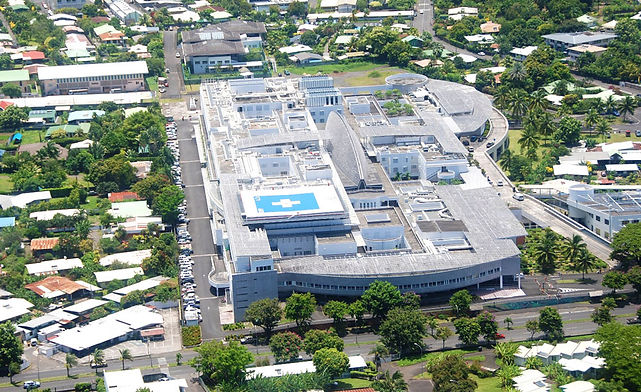 Centre hospitalier Taaone Polynésie française