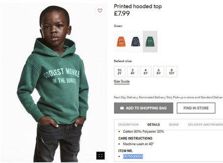 What H&M really got wrong