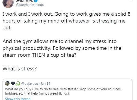 How to negotiate your stress