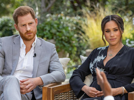 I'm biracial. Meghan Markle's interview helped me process my racist experiences.