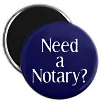 Notary Public, Notario Publico, Traveling Notary, Mobile Notary