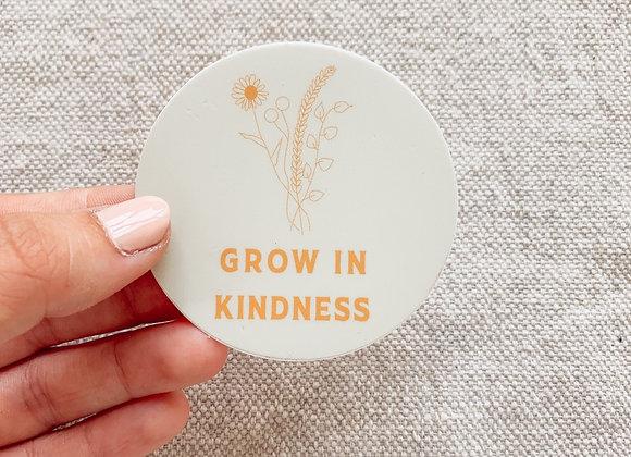 Kindness Sticker