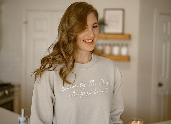 First Love Sweatshirt