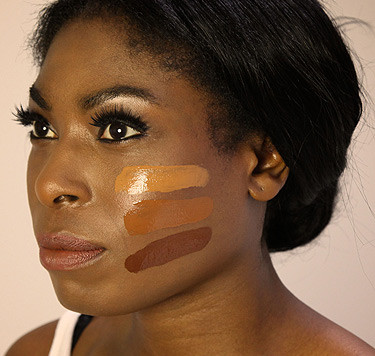 Best Foundations for Woman Of Color