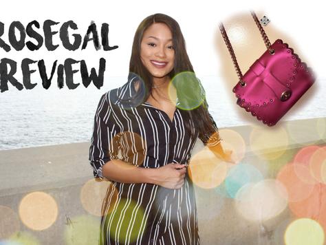 Rosegal Review!