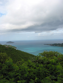 St Thomas view