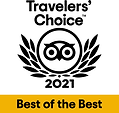 What is Travelers' Choice Best of the Best? This award is our highest recognition and is presented annually to those businesses that are the Best of the Best on Tripadvisor, those that earn excellent reviews from travelers and are ranked in the top 1% of properties worldwide.TC_L2.png