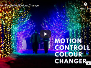 Motion Controlled Colour Changer