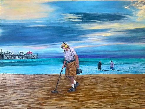 Beachcomber Giclee