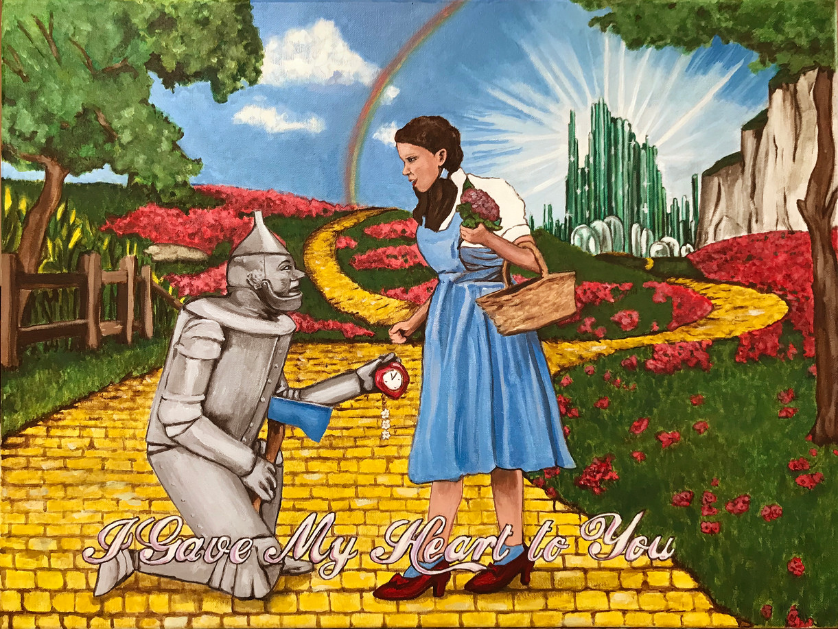 Wizard of Oz commissioned piece