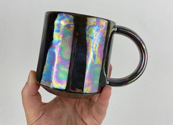 Aurora mug in mocha pearl