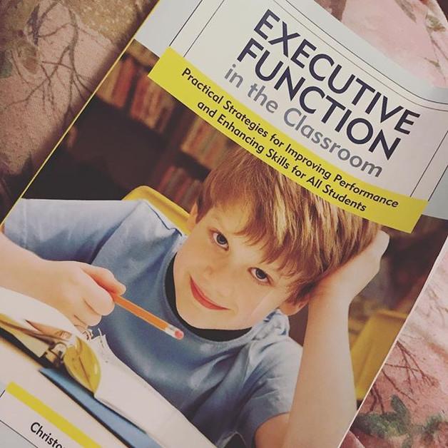 Executive function = education goals