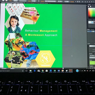 Writing a behaviour management booklet