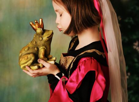Fantasy play- help or hindrance to imagination?