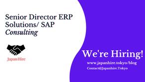 Senior Director ERP/SAP - Consulting
