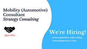 Mobility (Automotive) Consultant - Strategy Consulting