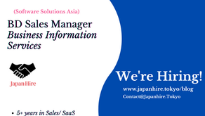 Business Development Manager - Software Solutions Firm