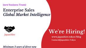 Enterprise Sales - Global Market Intelligence