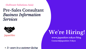 Pre-Sales Consultant - Software Solutions Firm