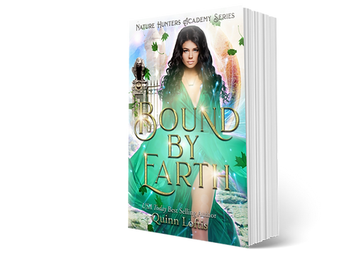 Bound by Earth, Book 1 of the Nature Hunters Academy Series