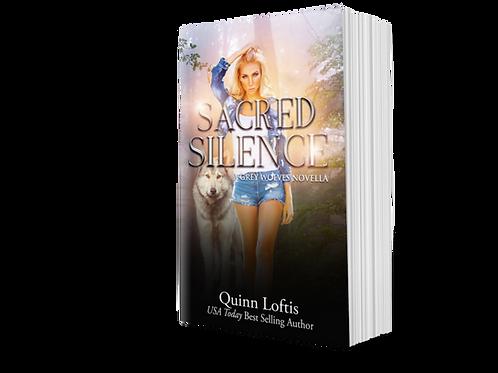 Sacred Silence, A Grey Wolves Novella