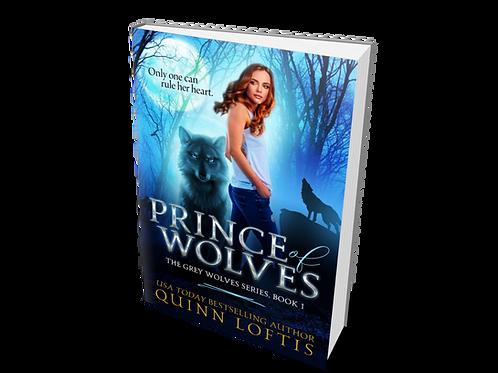 Prince of Wolves - Hardback