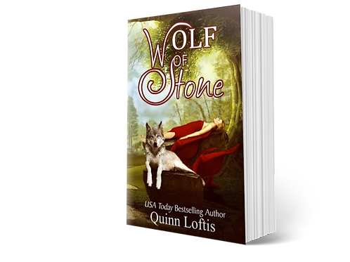 Wolf of Stone, Book 2 of the Gypsy Healer Series