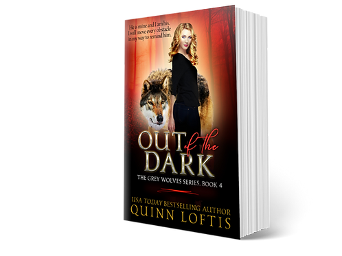 Out of the Dark, Book 4 of the Grey Wolves Series