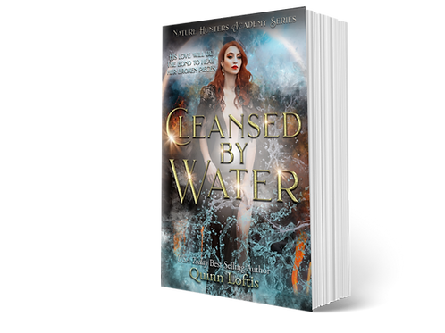 Cleansed by Water, Book 3 of the Nature Hunters Academy Series
