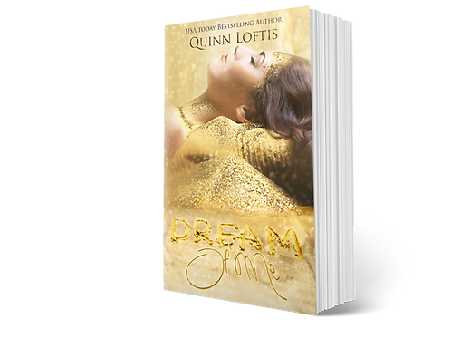 Dream of Me, Book 1 of the Dream Maker Series