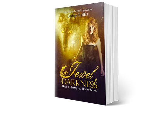 Jewel of Darkness, Book 3 of the Gypsy Healer Series