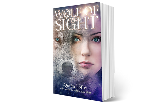 Wolf of Sight, Book 5 of the Gypsy Healer Series