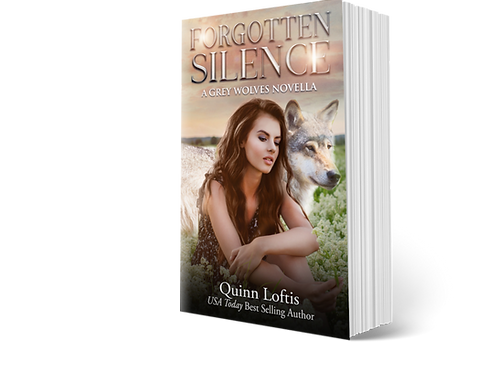 Forgotten Silence, A Grey Wolves Novella