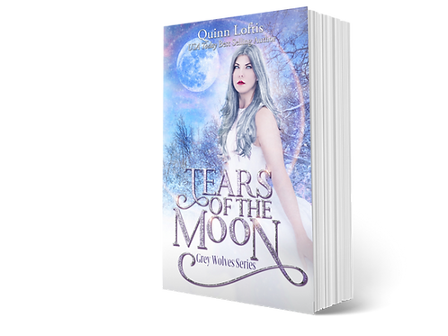 Tears of the Moon, Book 11 of the Grey Wolves Series