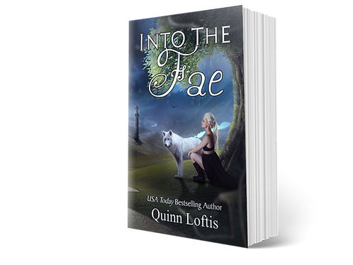 Into the Fae, Book 1 of the Gypsy Healers Series