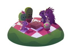 A Prickle Picnic