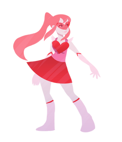 Trashbag Cupid