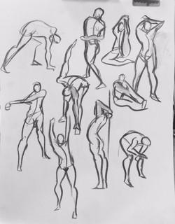 Gestures 8