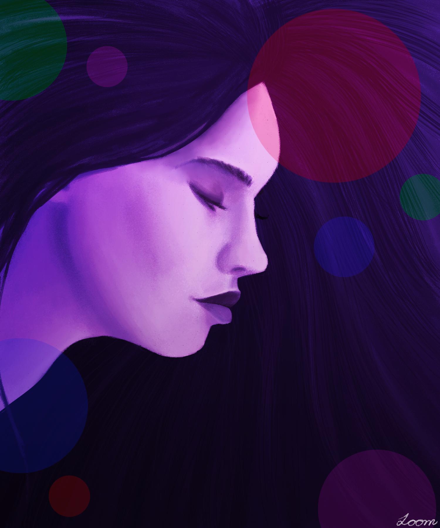 Purple Moods