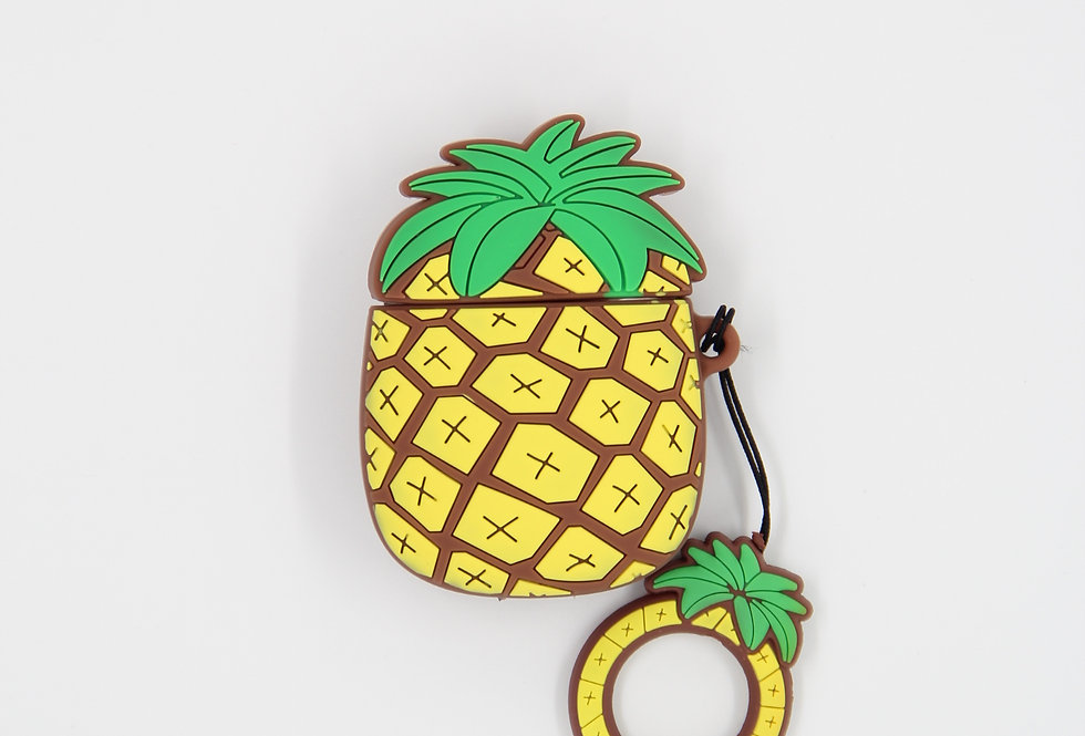 Чехол на AirPods (Pineapple #2)