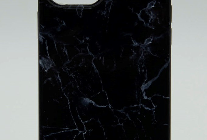 Чехол Guess для iPhone 12/12Pro с принтом под мрамор