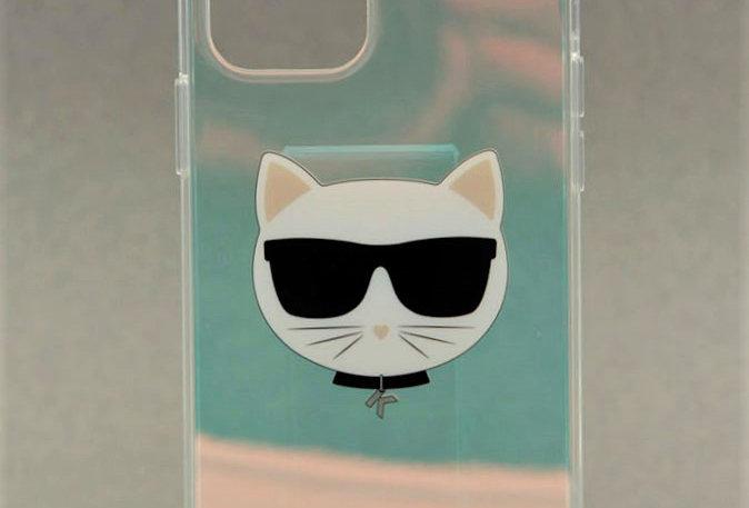 Чехол-накладка для iPhone 12 Pro Max Karl Lagerfeld