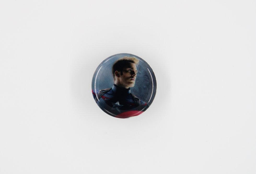 Попсокет Icon Superheroes #7 (Captain America)