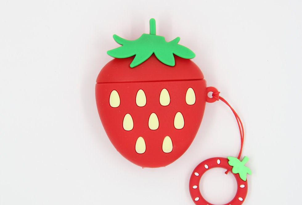 Чехол на AirPods (Strawberry #2)