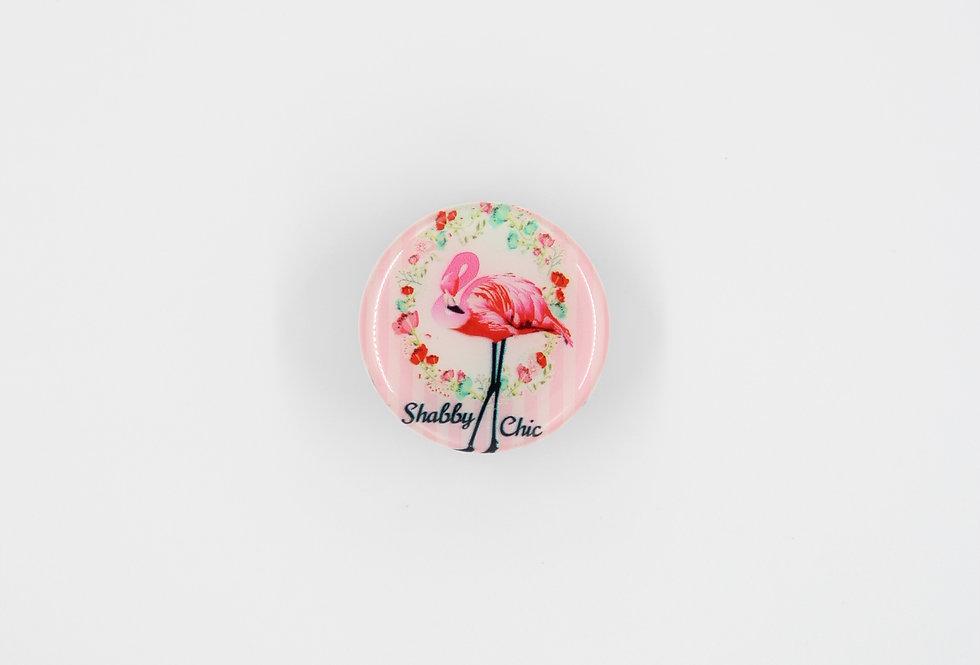 Попсокет Розовый фламинго #4