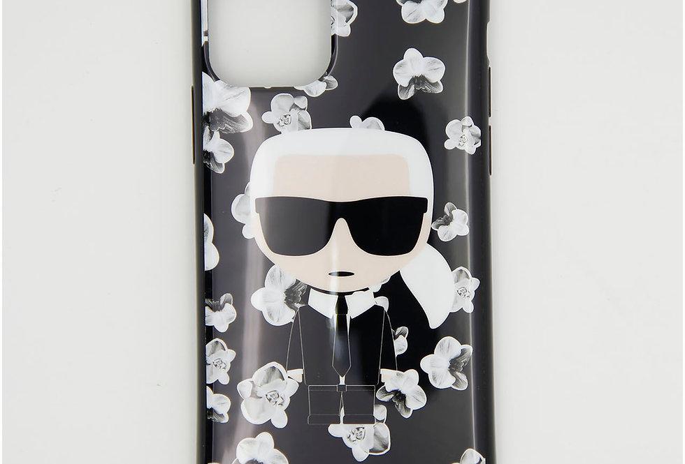 Силиконовый чехол на iPhone 11 Pro Karl Lagerfeld
