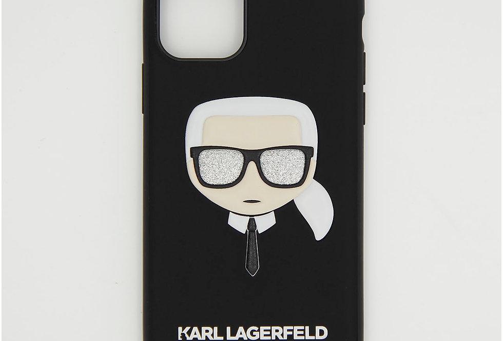 Полиуретановый чехол на iPhone 11 Pro Karl Lagerfeld