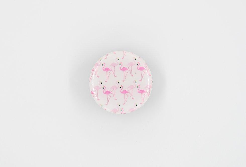 Попсокет Розовый фламинго #19