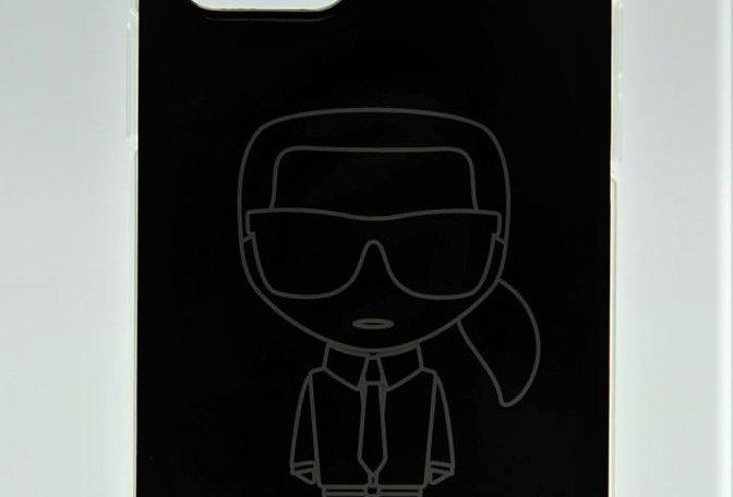 Чехол для iPhone 12/12 Pro Karl Lagerfeld с принтом